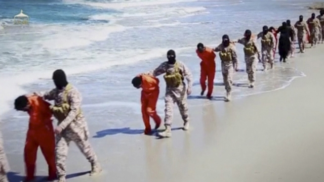 ISIS extremists execute 30 Ethiopian Christians in Libya. (Photo: Reuters)