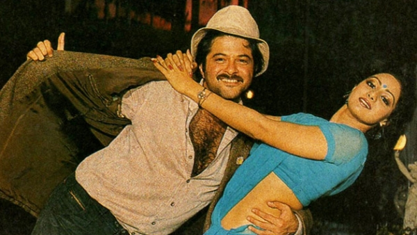 "Anil Kapoor and Sridevi go back 27 years in time to Mr India, at Mumbai international film festival (Photo: Twitter/<a href=""https://twitter.com/orbitcollection/status/655783425597640704"">@orbitcollection</a>)"
