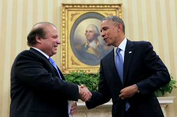 US mulling a nuclear deal with Pakistan. India reacts sharply. (Photo: PTI)
