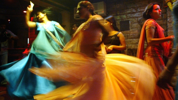 File Image of women performing at a dance bar in Mumbai