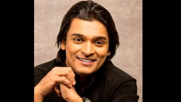 Activist and anchor Rahul Easwar was targeted at a college in Kerala. (Photo courtesy: The News Minute)