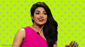 Priyanka Chopra, actor, singer, and not-a-feminist.