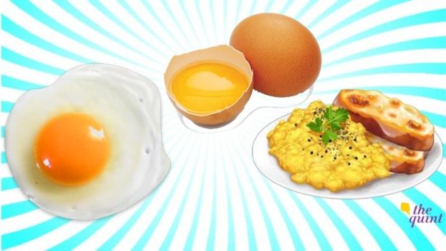 It is true that egg yolks are high in cholesterol, but that isn't bad for everyone. (Photo: The Quint)