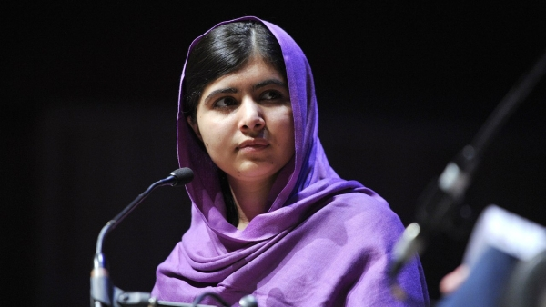 "File photo of Malala Yousafzai (Photo: <a href=""https://commons.wikimedia.org/wiki/File:Malala_Yousafzai.jpg"">Wikimedia Commons</a>)"