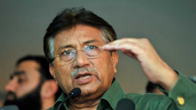 General Musharraf, then a Brigadier commanding the Special Service Group (SSG) commandos used Wahabi Pakhtoon tribesmen to put down a Shia uprising in Gilgit in 1988. (File Photo: Reuters)