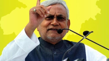 "Bihar Chief Minister Nitish Kumar. (Photo: <a href=""https://twitter.com/NitishKumar"">Nitish Kumar's Twitter Page</a>)"