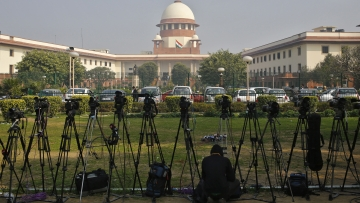 The Supreme Court on Wednesday refused to modify order restricting use of Aadhaar cards. (Photo: Reuters)