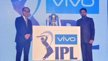 Mobile company Vivo formally announced its partnership with the Board of Control for Cricket in India (BCCI). (Photo: Vivo)