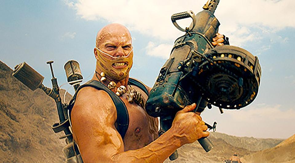 Mad Max Villain Will Be Seen In Flying Jatt The Quint
