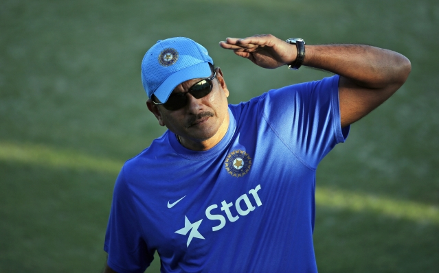 Ravi Shastri has performed four roles which include investigator, temporary team manager, commentator and temporary coach. (Photo: AP)