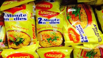 Karnataka banned Maggi noodles on June 7. (Photo courtesy: The News Minute)