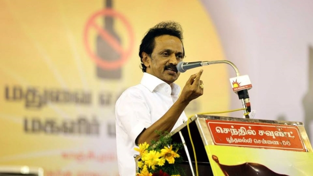 DMK leader MK Stalin demanded that the CM should step down to allow transparent investigation.