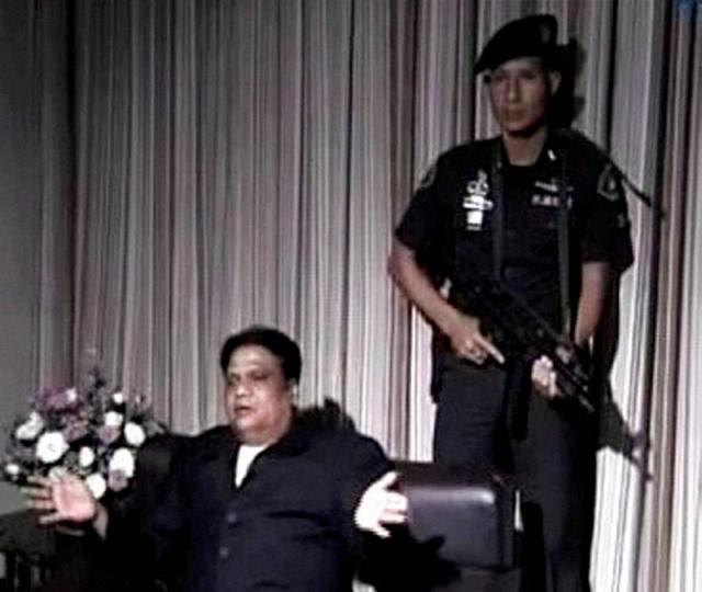 File photo of Underworld don Chhota Rajan. (Photo: PTI)