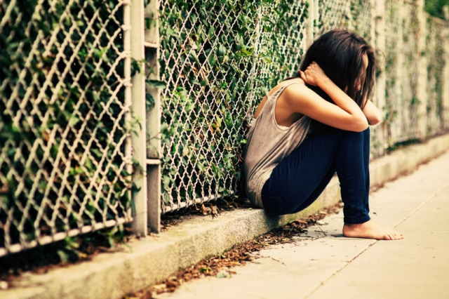 Don't think that being depressed for a day and actually having depression are the same thing. (Photo: iStock)