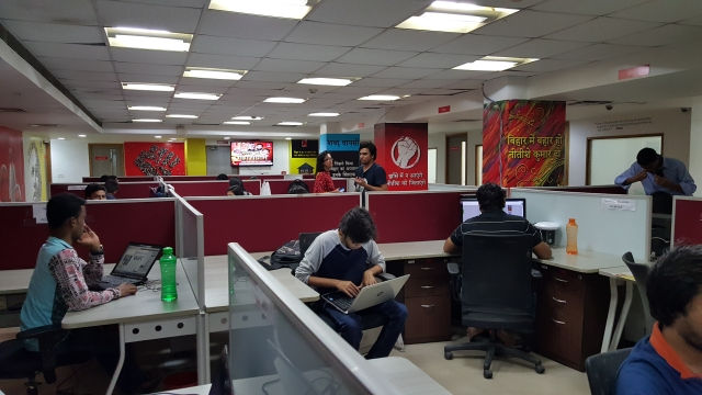 IPAC's Patna office.