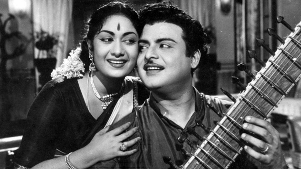 The king of romance, Gemini Ganesan