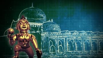 <b>The Quint</b>'s seven-part docu-series to mark the 23rd year of the Babri Masjid demolition. (Graphic Courtesy: Lijumol Joseph)