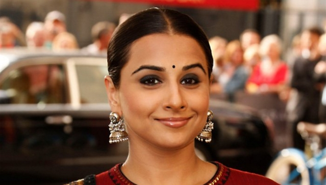 Vidya Balan has been vocal about demanding equal pay for male and female actors in Bollywood (Photo: Twitter)