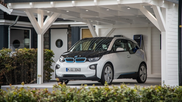 The BMW i3 will likely spearhead BMW's foray into electric cars in India.