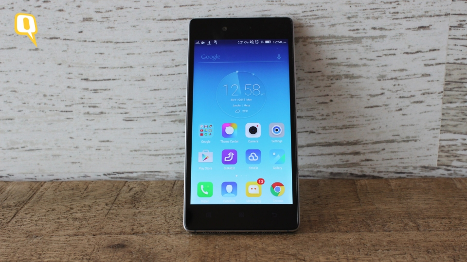 Review: Lenovo Vibe Shot Is A Snappy, Fun Camera Phone - The Quint