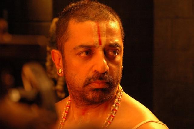 Kamal Haasan in a scene from <i>Dasavatharam </i>(2008)
