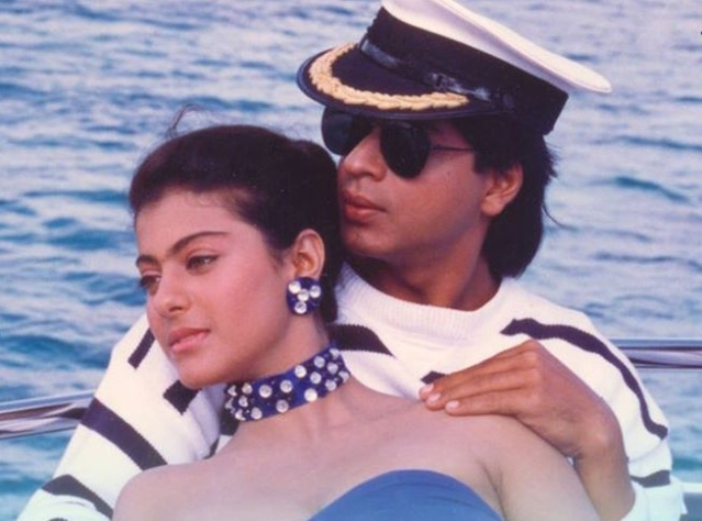 """Reminiscing your days of having fallen in love with the <i>Baazigar</i> Shah Rukh? (Photo: <a href=""""https://www.facebook.com/venusentertainment/photos/a.318845351482868.86797.283666728334064/1073627029338026/?type=3"""">Facebook/venusentertainment</a>)"""