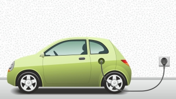 Sales of electric cars in China have increased by a whopping 290 percent.