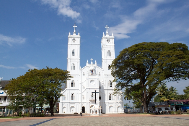 beautiful churches in india
