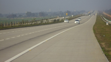 Yamuna Expressway project by Jaypee Group. Image used for representational purposes only.