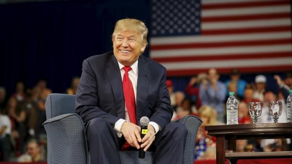 A file photo of Donald Trump. (Photo: Reuters)