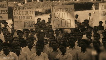In Goa, 450 years of Portuguese rule ended on 19 December 1961. (Photo: The Quint)