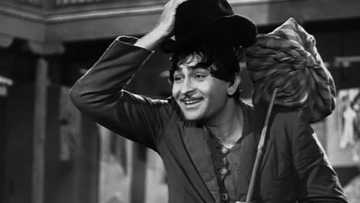 Raj Kapoor immortalised the common man in Indian cinema (Photo: YouTube screenshot)
