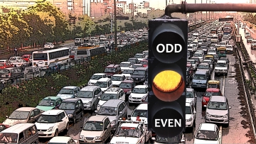 The Delhi government has forwarded a second petition to NGT to implement the odd-even scheme.