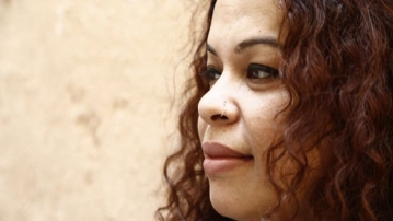 "For fifteen months Suzette was referred to as 'the Park Street rape victim' till she tore away the mask and decided she was going to fight back. (Photo Courtesy: <a href=""http://amritaspeaks.com/"">AmritaSpeaks Blog</a>)"