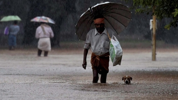 The Tamil Nadu floods saw a 100-year record broken to become the worst rainfall in the century. (Photo: PTI)