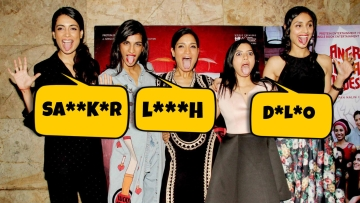 The CBFC initially refused a certification to <i>Angry Indian Goddesses</i>