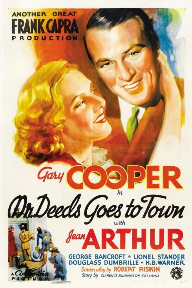 A poster of the Gary Cooper film which had fascinated him for years (Photo Courtesy: Khalid Mohamed)
