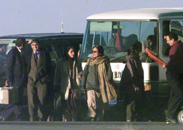 Hostages were finally freed on 31 December, 1999.