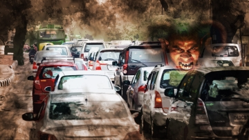 Not just inconvenience and impracticality, recent statistical studies also put a question mark on the odd-even plan by the Delhi government. (Photo: iStock/altered by The Quint)