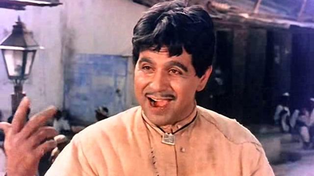 Dilip Kumar in <i>Ganga Jamuna</i>