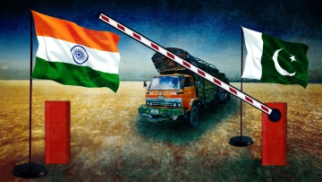 International commerce is the single most effective area that can successfully alter the bilateral foreign policy of India and Pakistan and enable them to move beyond their strained political linkages. (Photo: The Quint)