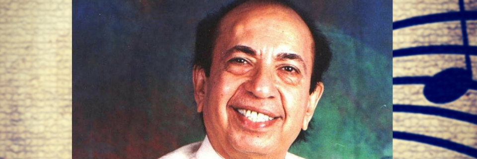 B'day Jukebox: Mahendra Kapoor, The Vibrant Voice Of India - The Quint