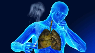 """Some people mistakenly confuse the initial signs of COPD with """"growing old."""" Here's what to look for."""