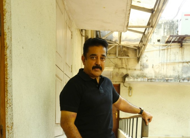 Kamal Haasan is also in talks with Ilayaraja for the project
