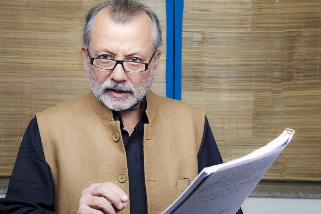 Pankaj Kapur joined the National School of Drama in Delhi at the age of 19
