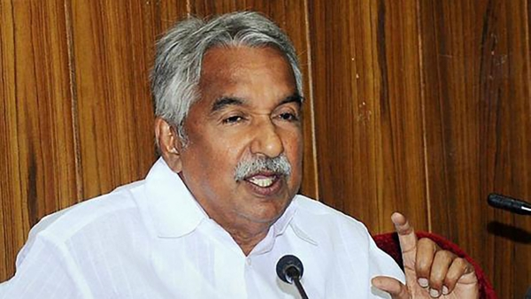 Kerala Chief Minister Oomen Chandy. (Photo: PTI)