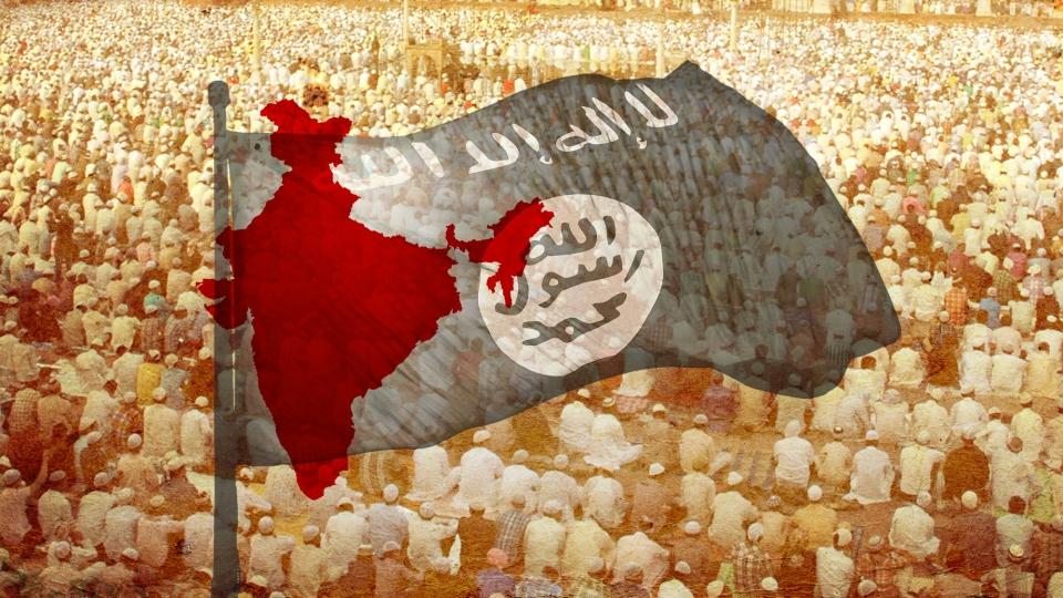 muslim threat in india