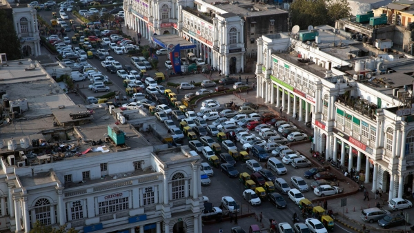 Connaught Place is one of the two areas under the NDMC that is flooded with restaurants and bars.