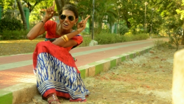 Grace Banu has had a tumultuous personal life, but that hasn't stopped her from pursuing her dreams. (Photo Courtesy: Grace Banu)