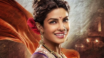 Priyanka Chopra says she doesn't have the time to compete with others (Photo: Promotional still from Bajirao Mastani)